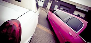 Limousine Den Haag